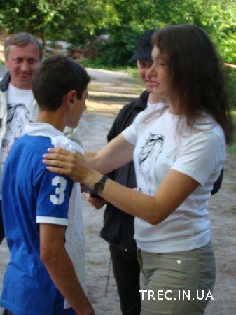 Ч3.Продолжение. с.Бобрица 15.06.2014. Преодоление местных препятствий.