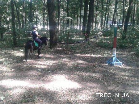 Детский Пони-ТРЕК 2015 в Харькове. Минирепортаж.
