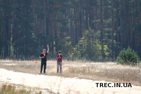 TREC 2016.09.10-11.Презентация и Контроль аллюров. Фото Марии Кравец.