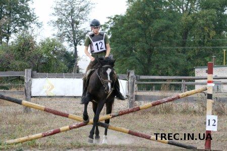 TREC 2016.09.10-11. Полоса препятствий. Фото Марии Кравец.