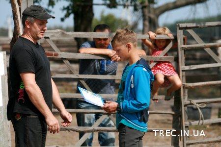 TREC 2016.09.10-11. Награждение. Фото Марии Кравец.