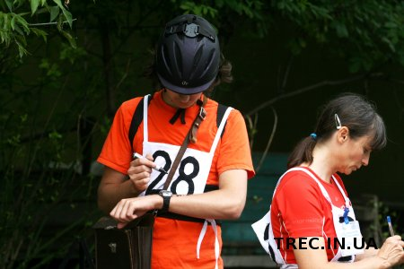 TREC-UA 2017.06.24-25. Ветконтроль, инструктаж и прочее. Фото.