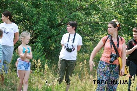 TREC-UA 2017.06.24-25. Контроль аллюров. Фото.