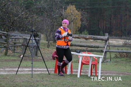 TREC-UA 2017.10.22.Полоса препятствий. Часть2.Фото Марии Кравец.
