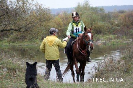 TREC-UA 2017.10.21. Фото Екатерины Злобиной и Константина Борисова.