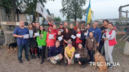 Фото Rogain Teteriv Country 2020